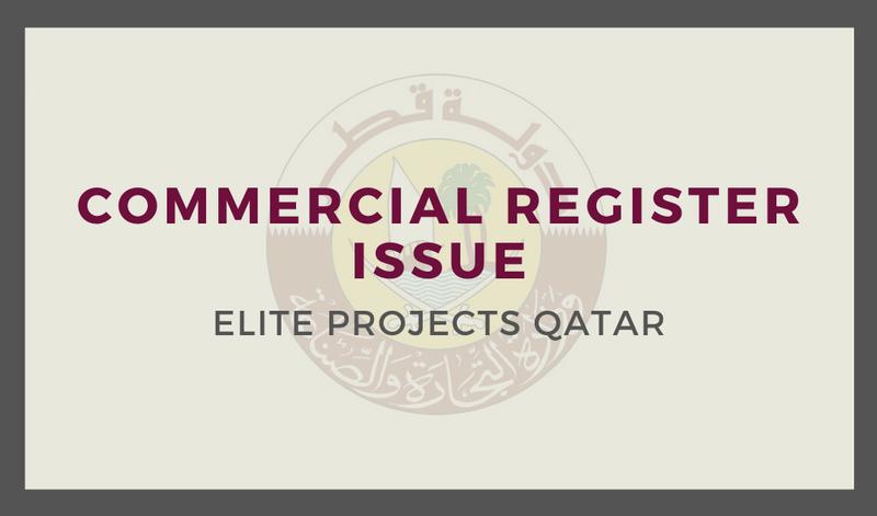 Commercial Register Issue