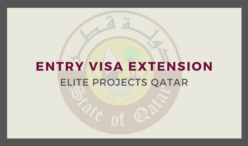Entry Visa Extension
