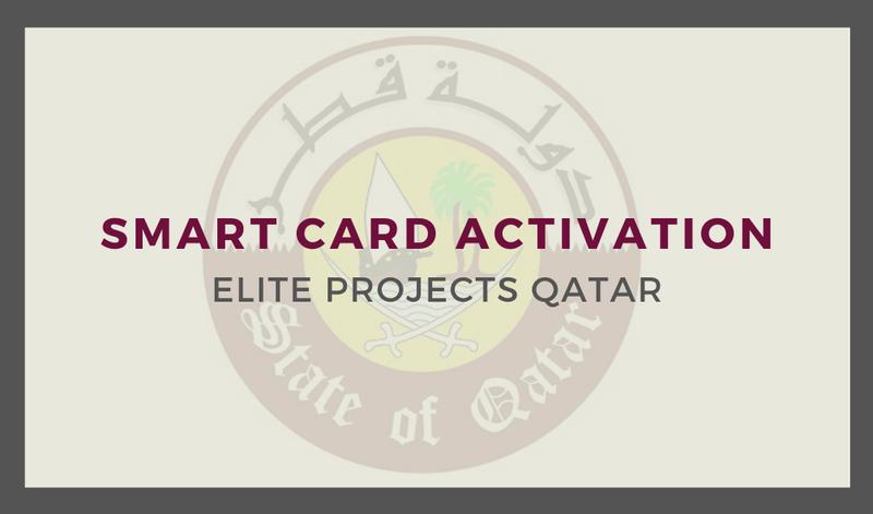 Smart Card Activation