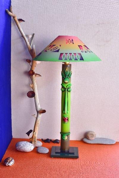 Terracotta Handcrafted Floor Lamps