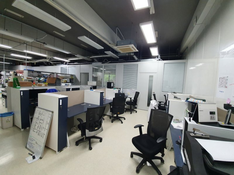 Space for students and post-docs