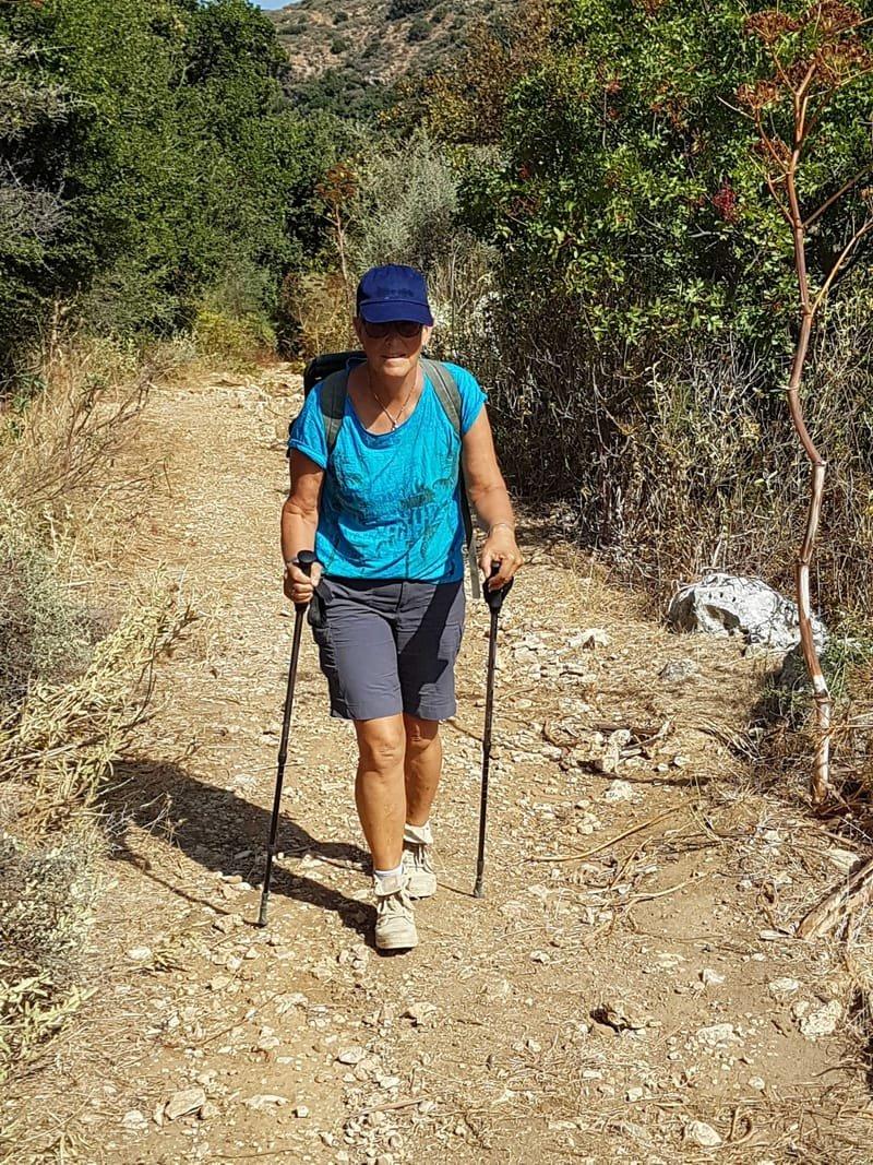 09/24 wandeling van Chromonasteri naar Prasses