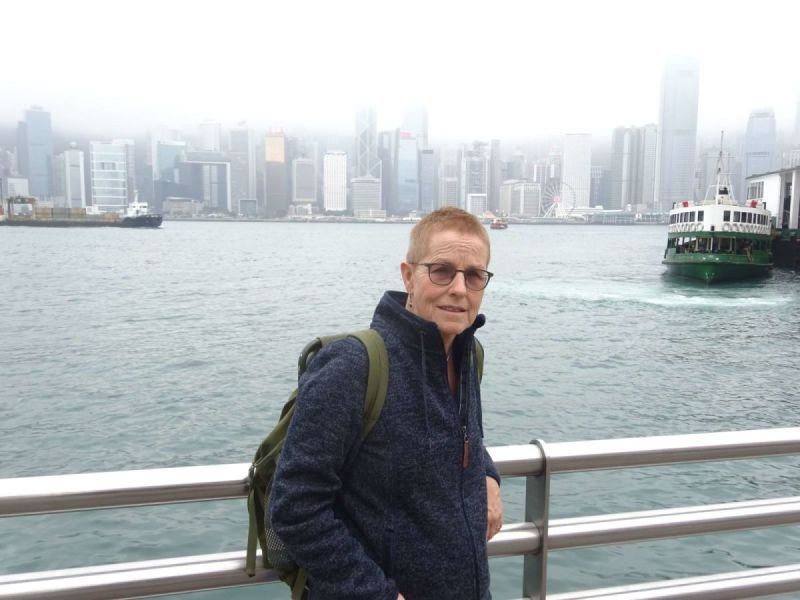 13/01 Hong Kong, Kowloon