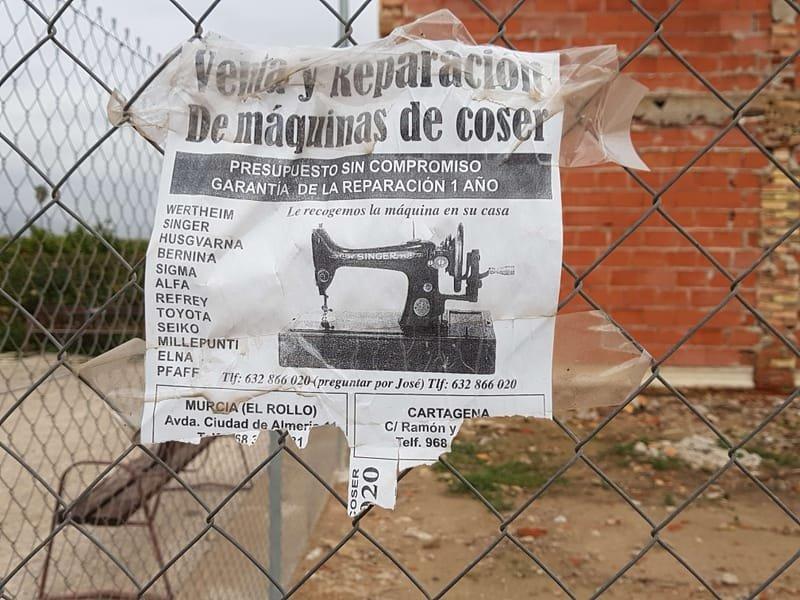 24/01 Los Ramos, fietstocht naar Orihuela