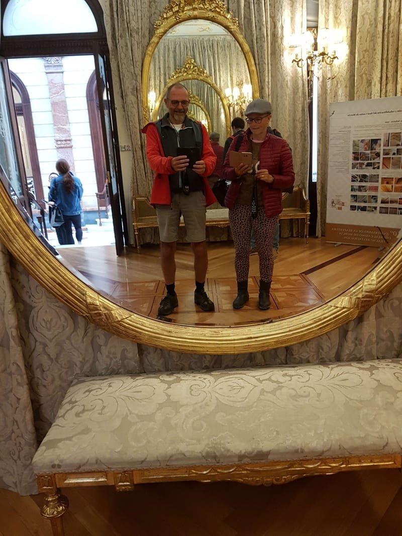 26/01 Los Ramos, bezoek aan museo Casino