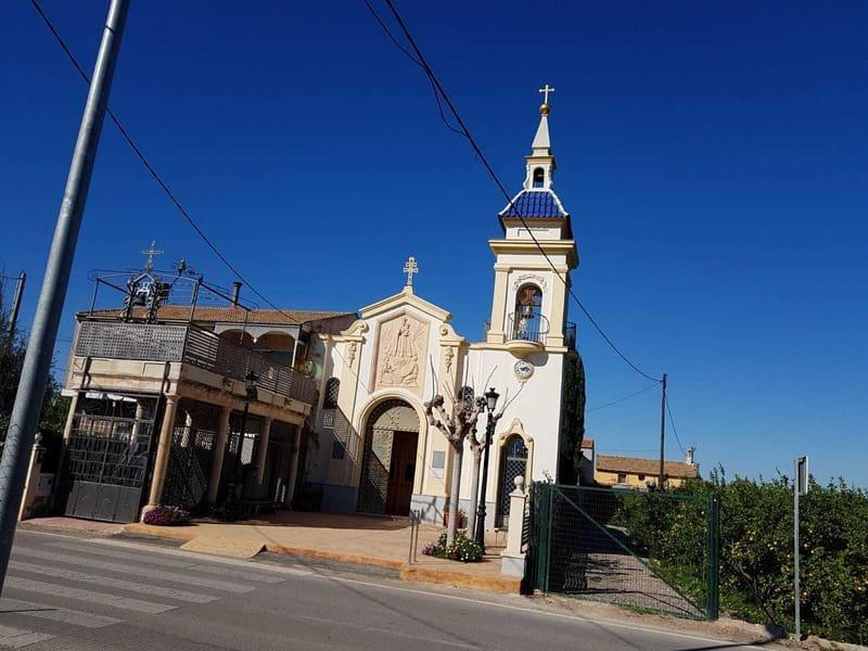 04/02 Los Ramos, fietstoscht rondom Murcia