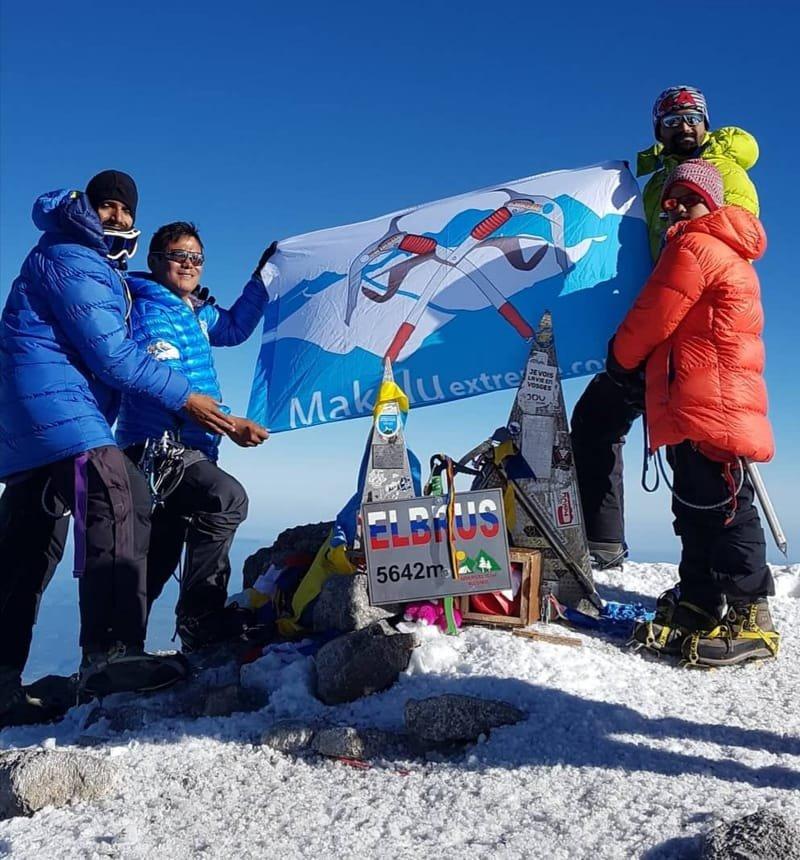 Восхождение на Эльбрус 5642- 2020, 2021 с опытным гидом! Ворота в высотный альпинизм!!!