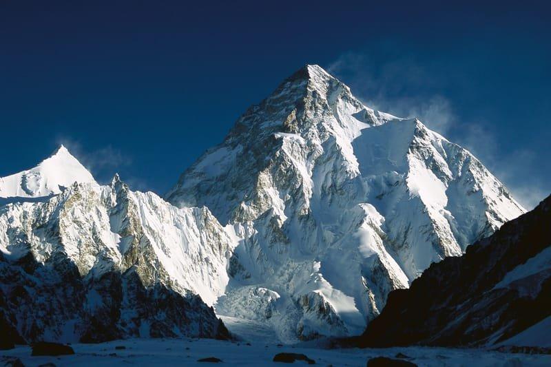 Восхождение на К2- 8611, Пакистан, Каракорум с 2-х кратным восходителем на К2