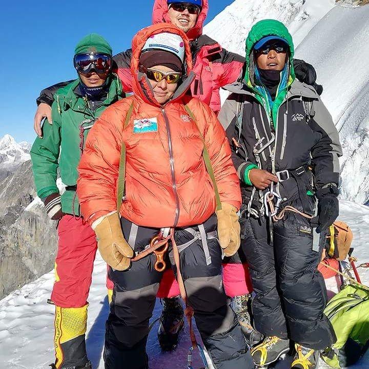 Восхождение на пик Лобуче Восточную 6119- 2020, 2021, Непал, Гималаи, с русским гидом