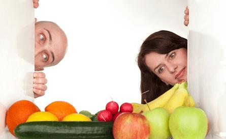 אחסון פירות וירקות