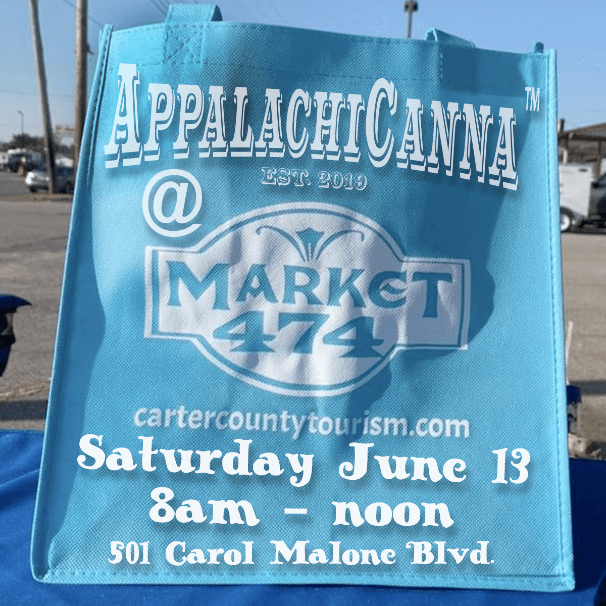 AppalachiCanna will be at Market 474 on Saturday June 13 to promote our products and meet our community. We're excited to be a part of Market 474 and hope you'll stop by to check out our top quality bona fide Kentucky Organic Hemp and CBD products