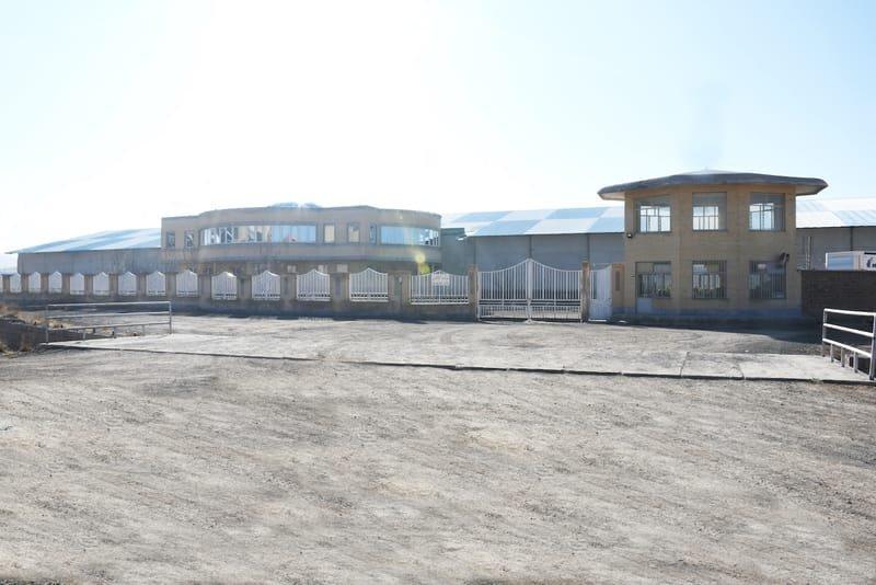 Построен первый завод