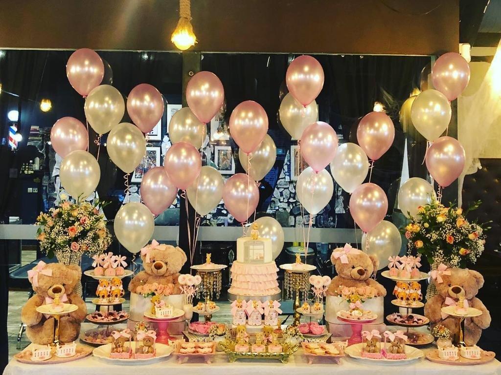 Decoração festa infantil Baby Dior