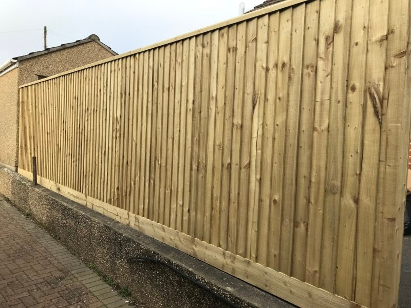 Bristol Fencing Services Ltd