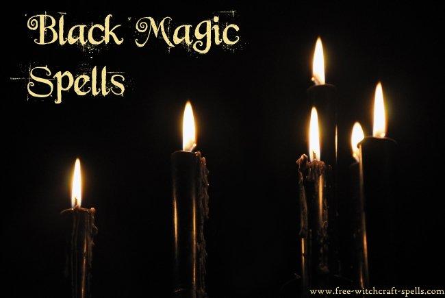 Free black magic spells