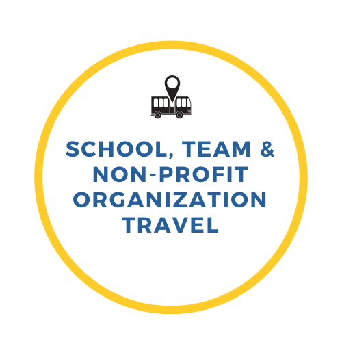 School, Team & Non-Profit Organization Travel