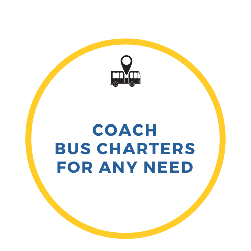Coach Bus Charters for any need