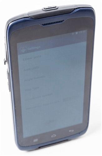 GPS Spectra Geospatial mobile mapper 50