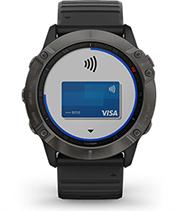 fēnix6X Pro Solar avec écran Garmin Pay