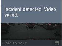 Garmin Maroc Dash Cam™ 65W Detecteur accident Maroc casablanca