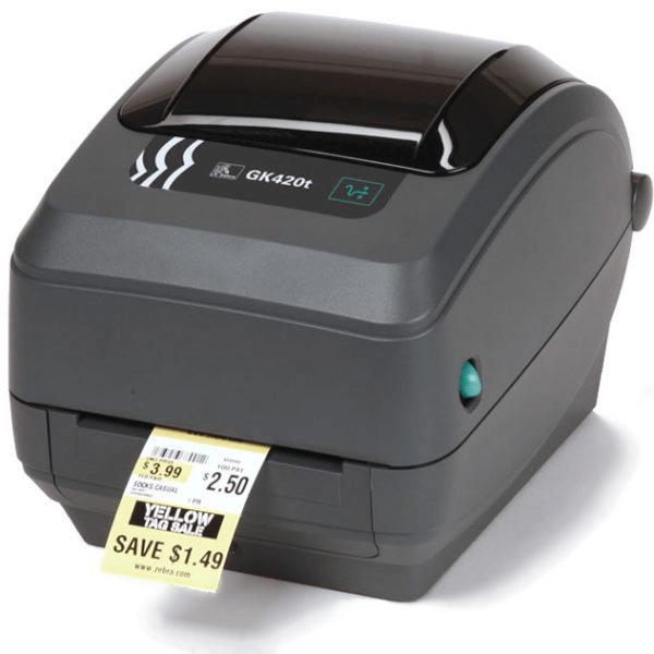 Imprimante ZEBRA GK420T vendue sur Casablanca Maroc