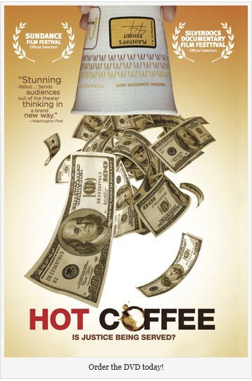 Hot Coffee:  The Award-Winning HBO Documentary