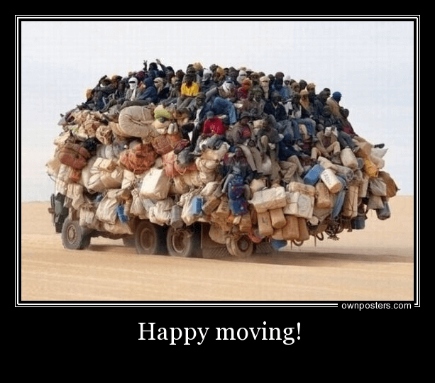 Happy Moving