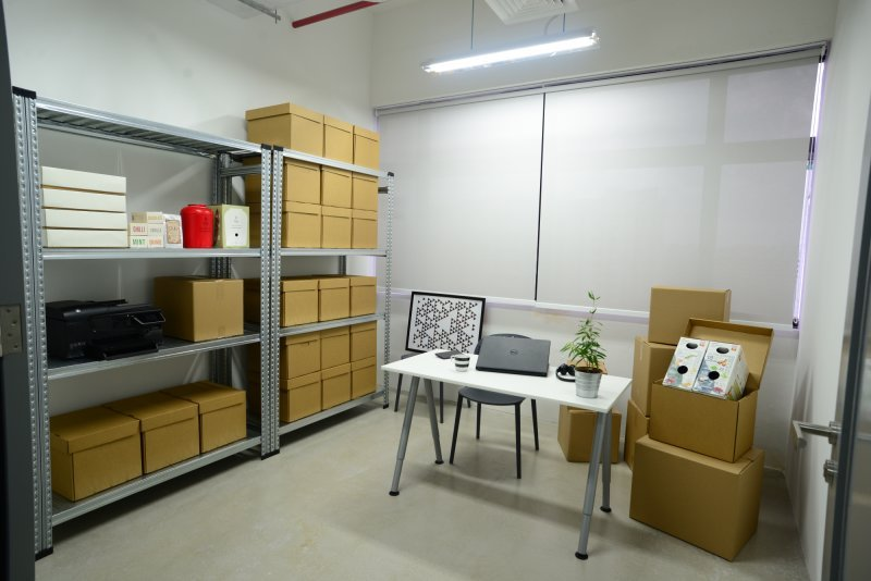Work Store Space
