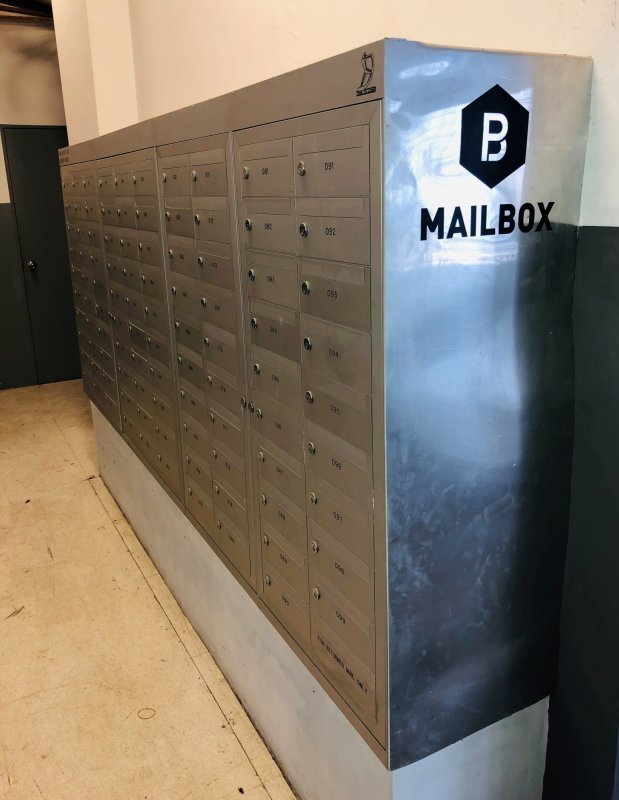 Mailbox (Virtual Office)