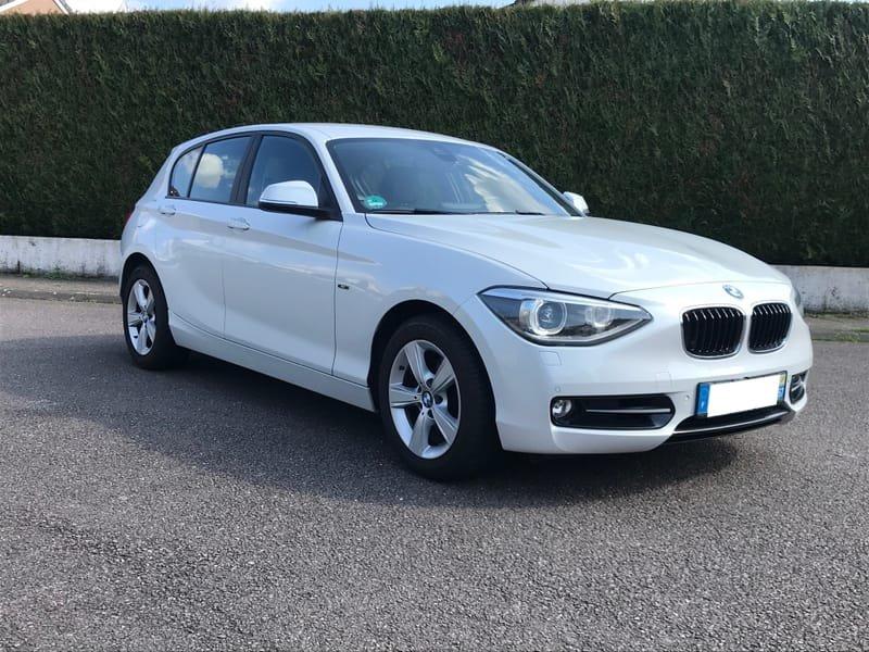 BMW 120D X-Drive                      (ETAT NEUF!!!)