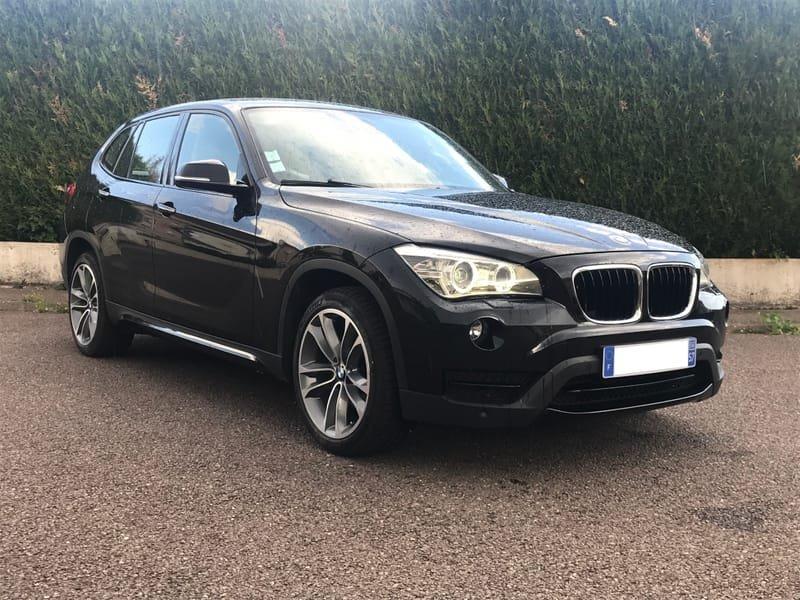 BMW X1 xdrive 2.0 25d 218cv BVA SportLine