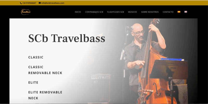 SCB TravelBass