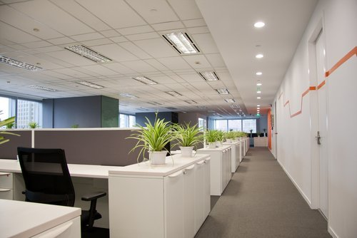 FIT OUT WORKS: