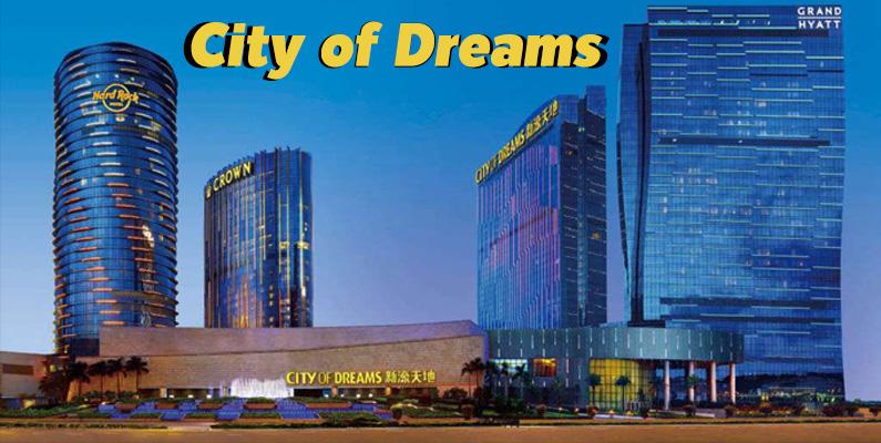 ซิตี้ออฟดรีม city of dreams