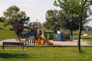 Aire de Jeux sécurisée pour enfants