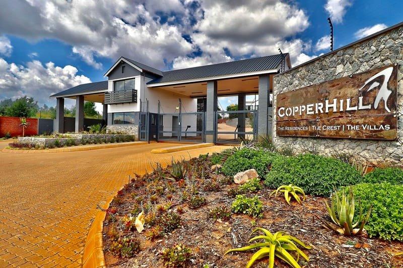 About CopperHill Estate