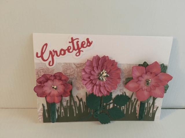 Kaart & Flowers