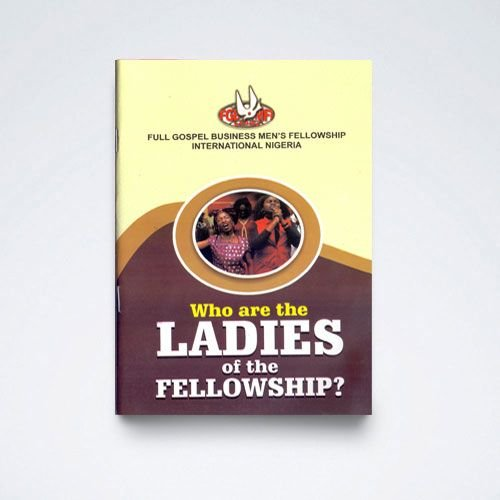 WHO ARE THE LADIES OF THE FELLOWSHIP?