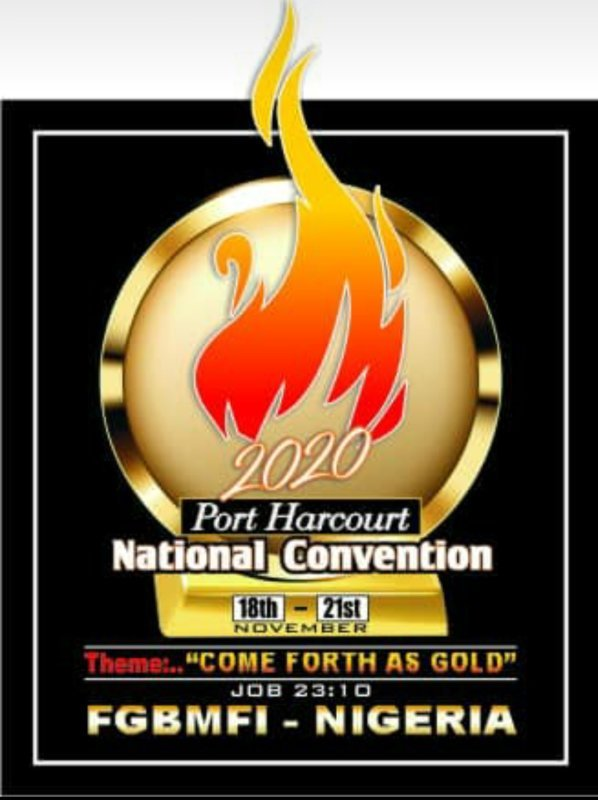 2020 Port Harcourt National Convention