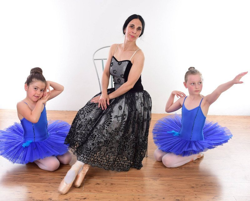 Preparatory  ballet program for children age 6- 8