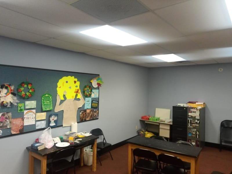 Arts & Crafts Room