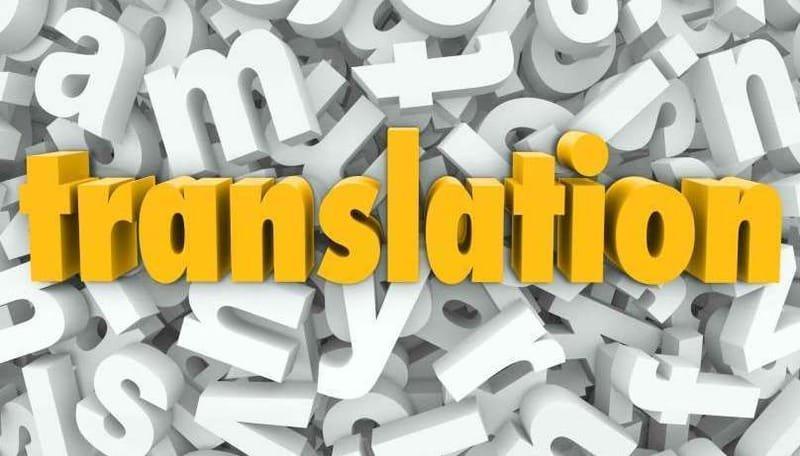 Drietalige VERTALING