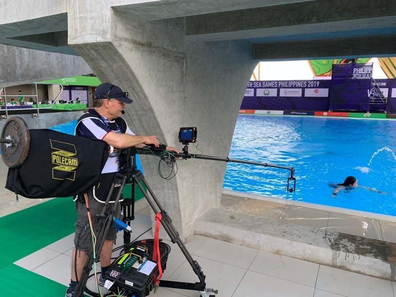 Polecam - SEA Games Diving