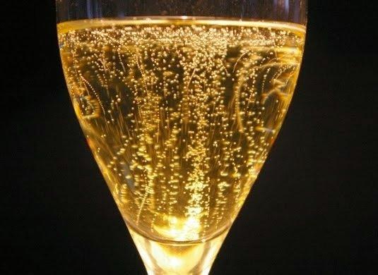 Question n°8 : Bulles de champagne