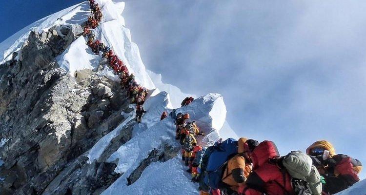 Question n°48 : Quel point commun entre les difficultés de l'ascension de l'Everest et celles des plongeurs dans les grandes profondeurs ?