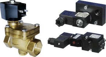 Solenoid Valve Contruction and Operation