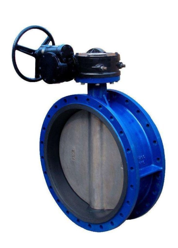 FCT Resilient Seated Concentric Butterfly Valve