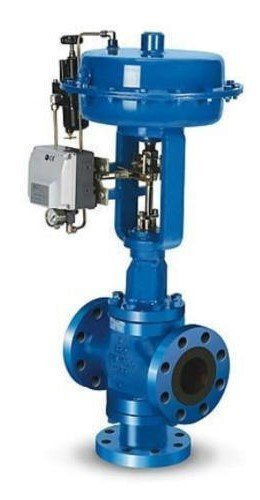 FCT Three Way Globe Control Valve