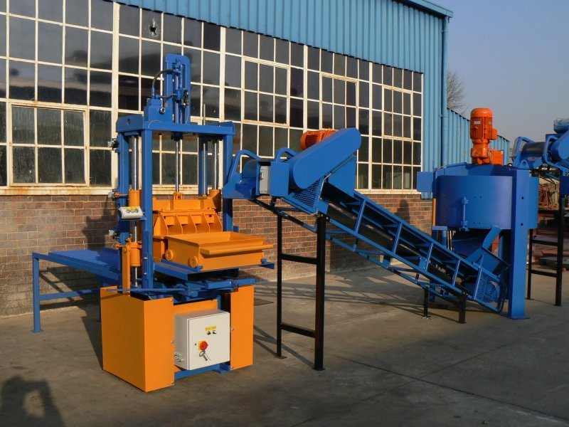 HB14+TM350+conveyor