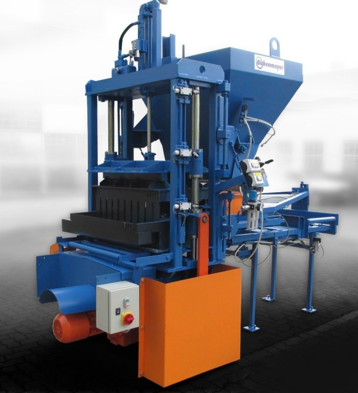 HB20 Block Machine